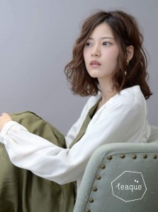 model : CHINATSU