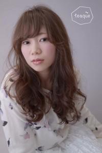 model : SAYAKA